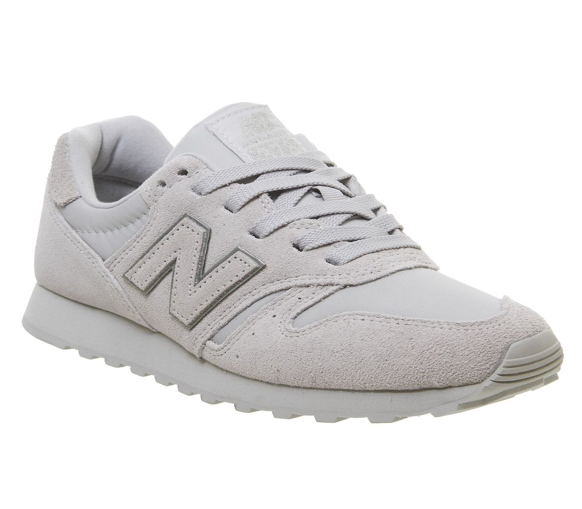 35d6fc5387 New Balance Wl373 Trainers Overcast Silver Metallic Exclusive - Hers ...