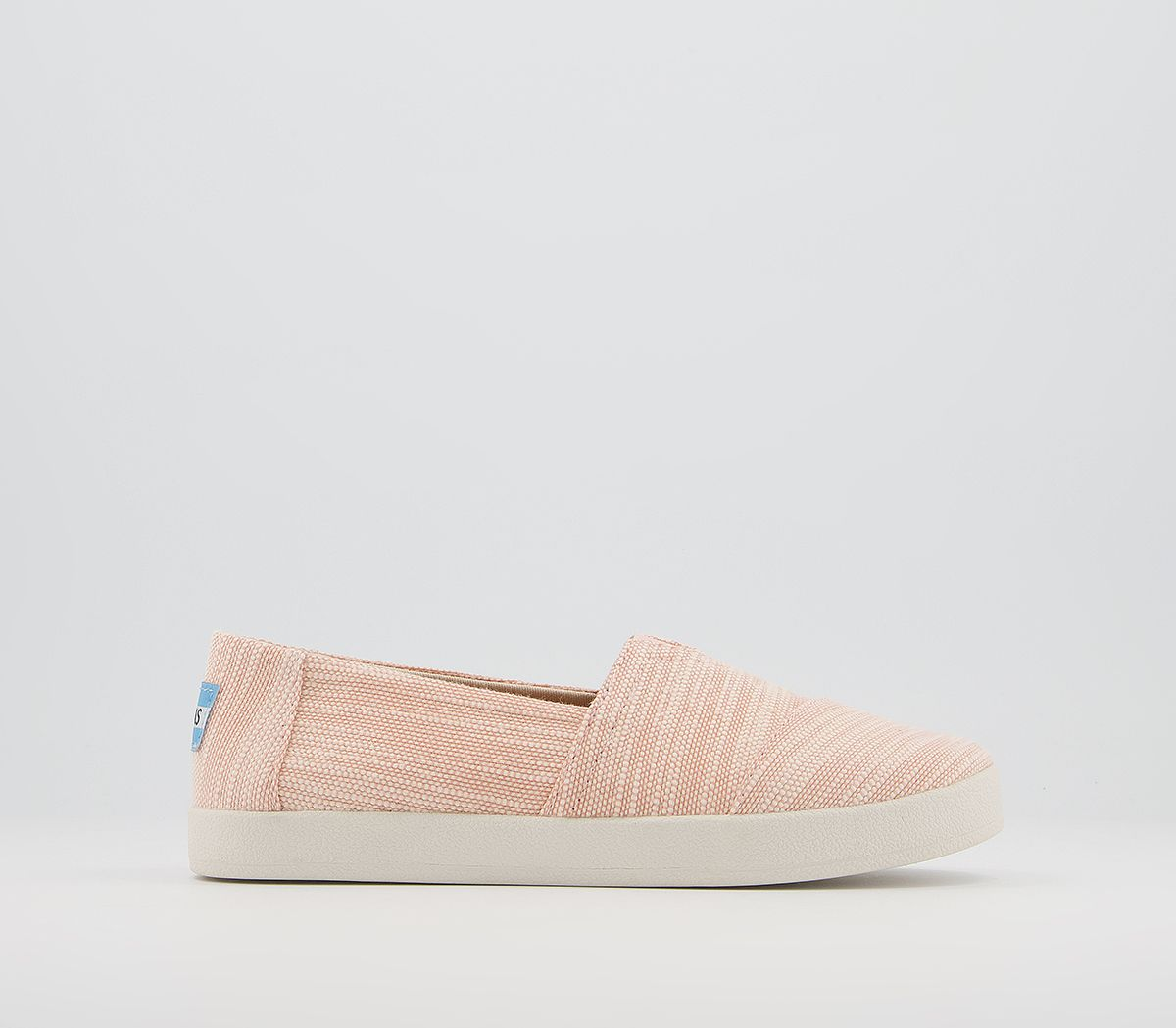 a85f329d46a Toms Avalon Sneakers Bloom Slubby Cotton - Flats