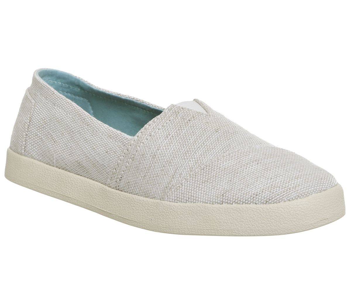 690fb5f712a4 Toms Avalon Sneakers Natural Yarn Dye - Flats