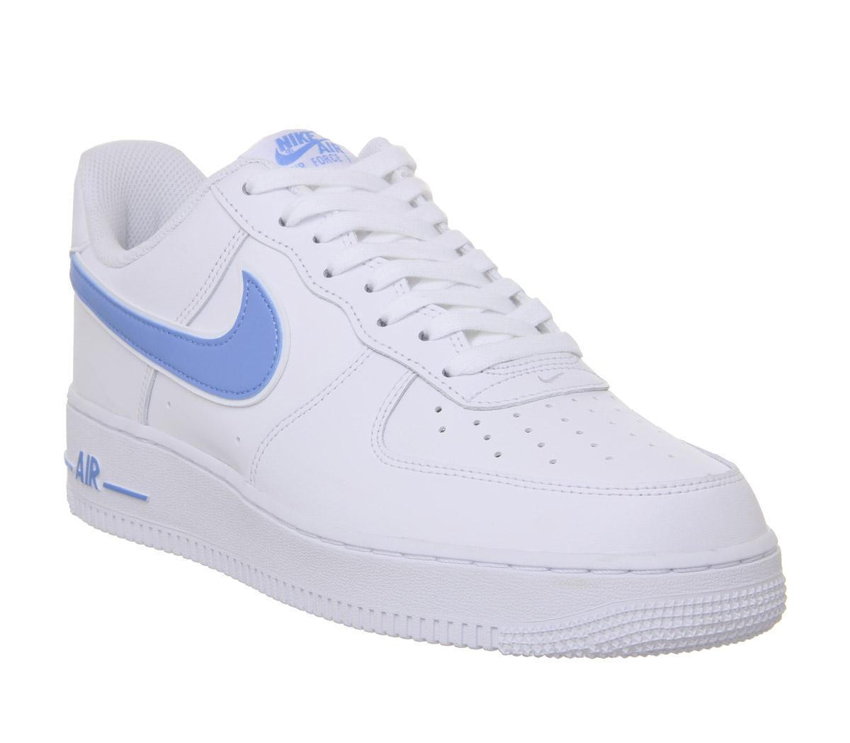Nike Nike Air Force One Trainers White