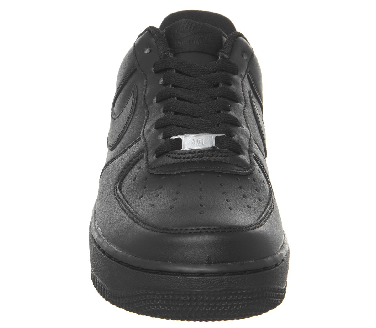 81006a4739a4 Nike Air Force 1 Trainers Black - His trainers
