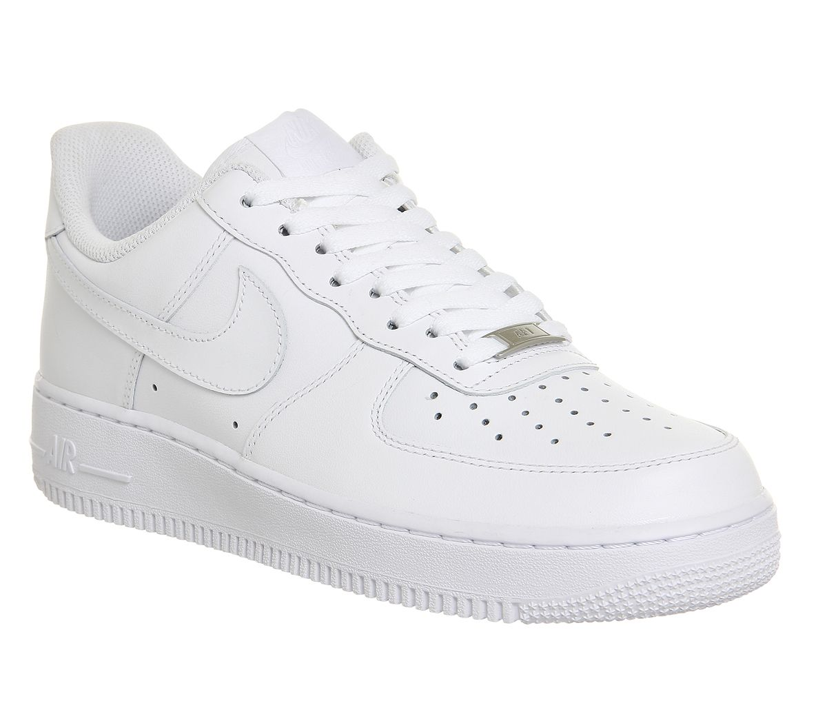 ce3e56d5033fa Nike Air Force 1 Trainers White - His trainers