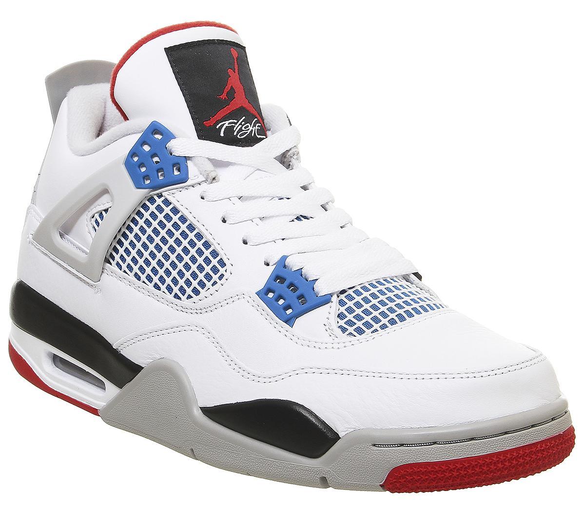 Jordan Jordan 4 Retro Trainers What The