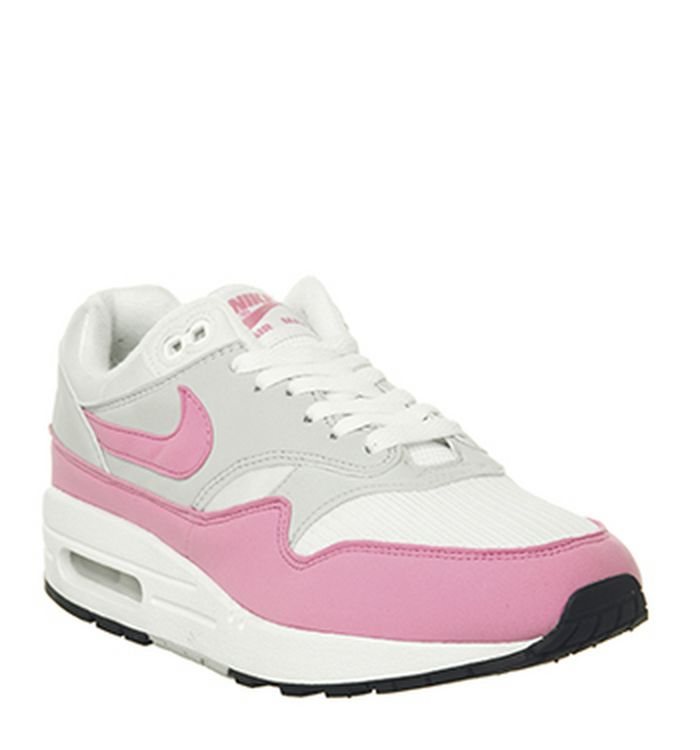 buy online 0194f 8314c 09-01-2019 · Nike Air Max 1 Trainers White Psychic Pink. was £100.00 NOW  £75.00