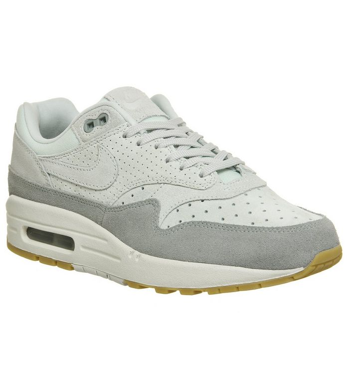 finest selection 98982 00544 Air Max 1 Trainers  Nike, Air Max 1 Trainers, Barely Grey Light Pumice ...