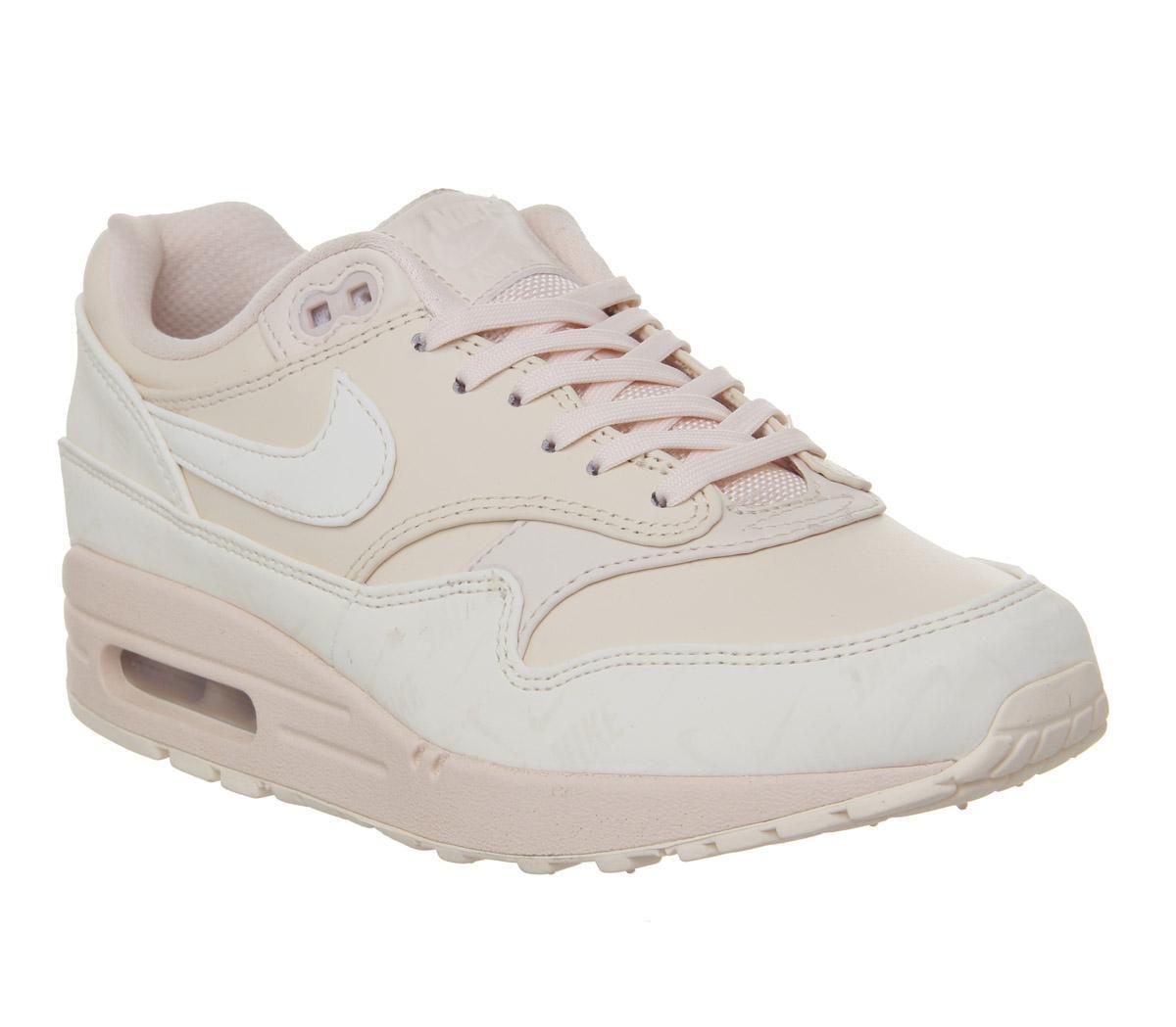 Nike Air Max 1 Trainers Guava Ice Lx Sneaker damen