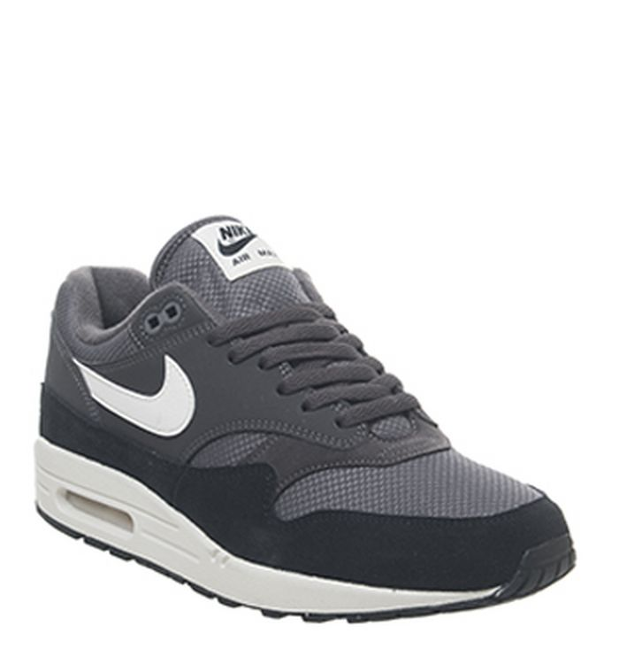 huge discount b2967 e6b24 Nike Air Max 1 Trainers Vast Grey Sail Wolf Grey. £100.00. Quickbuy.  11-01-2019