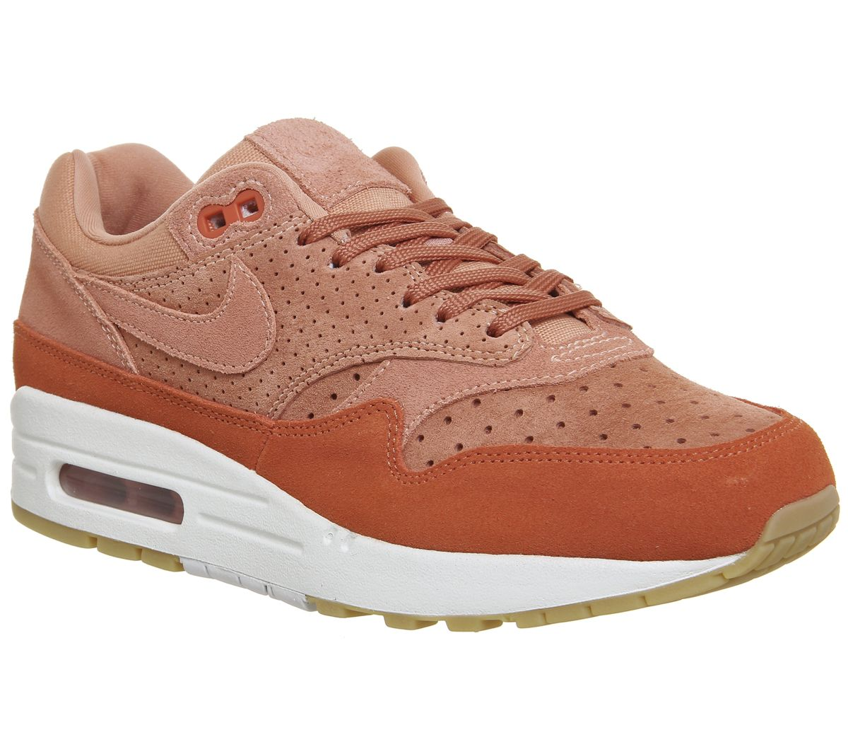 newest collection 0122e 193f7 Nike Air Max 1 Trainers Crimson Bliss Crimson Bliss - Hers trainers