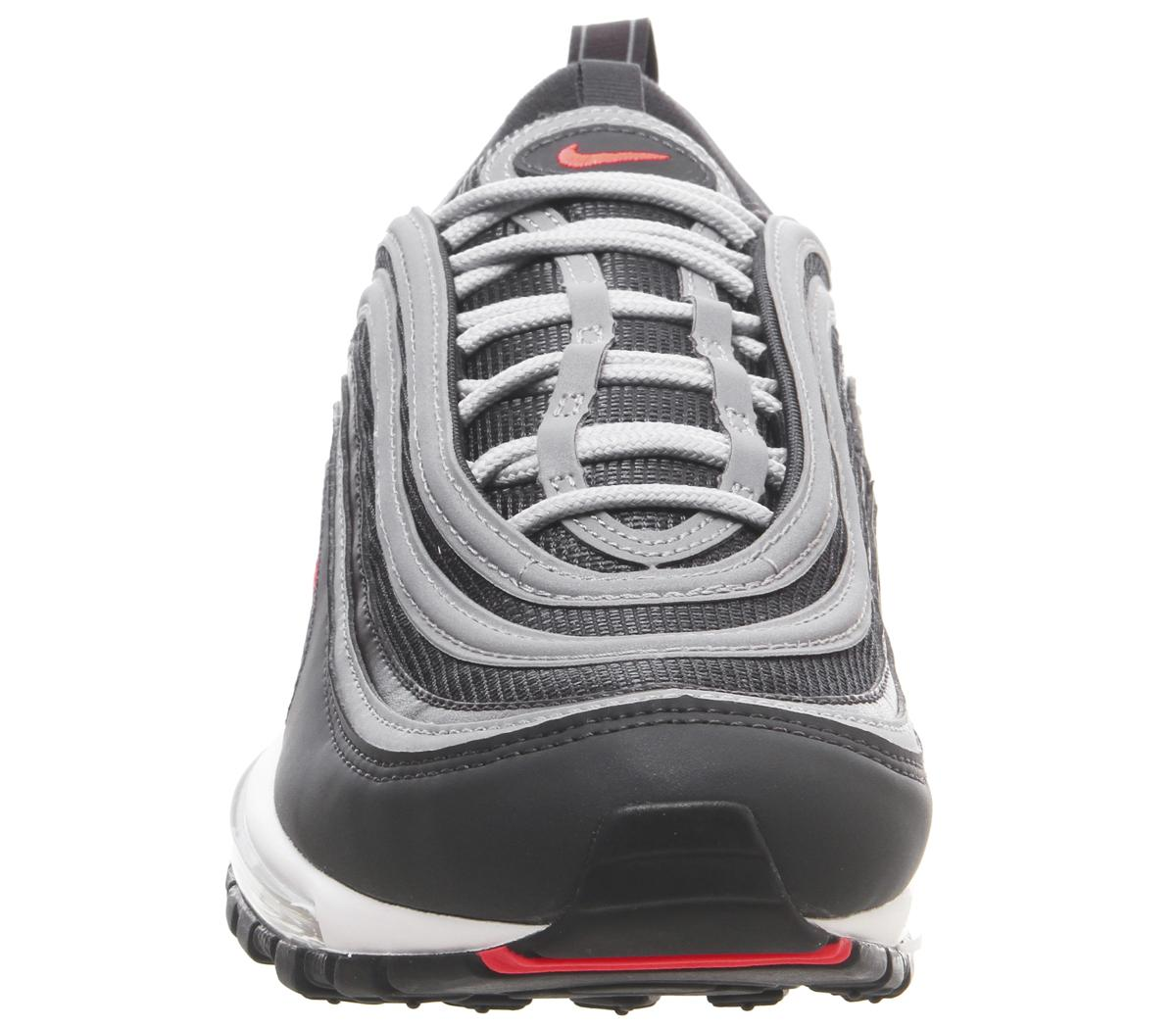 Sneaker | Nike Herren AIR MAX 97 AnthraciteFlash Crimson