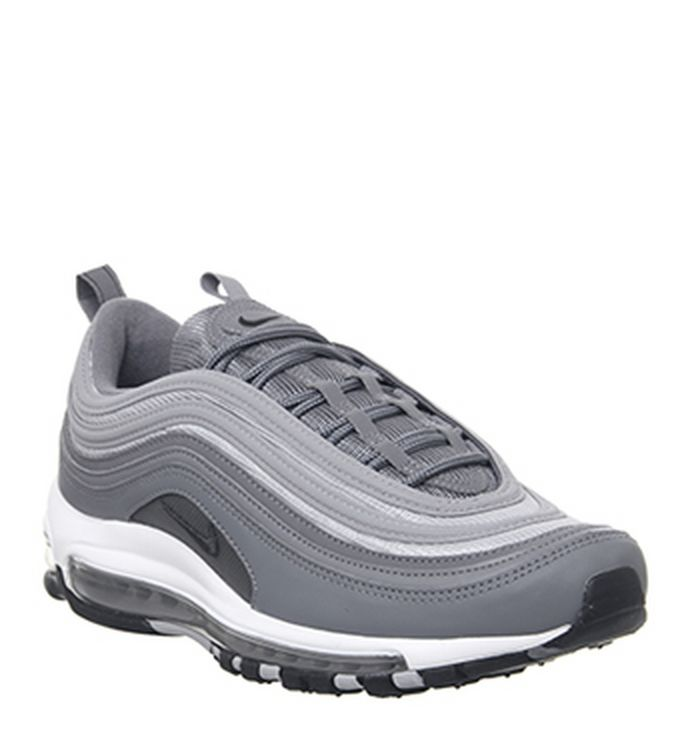 d285ed41866f Nike Air Max 97 Trainers Black Blue Fury Dark Grey White. £145.00.  Quickbuy. 22-02-2019