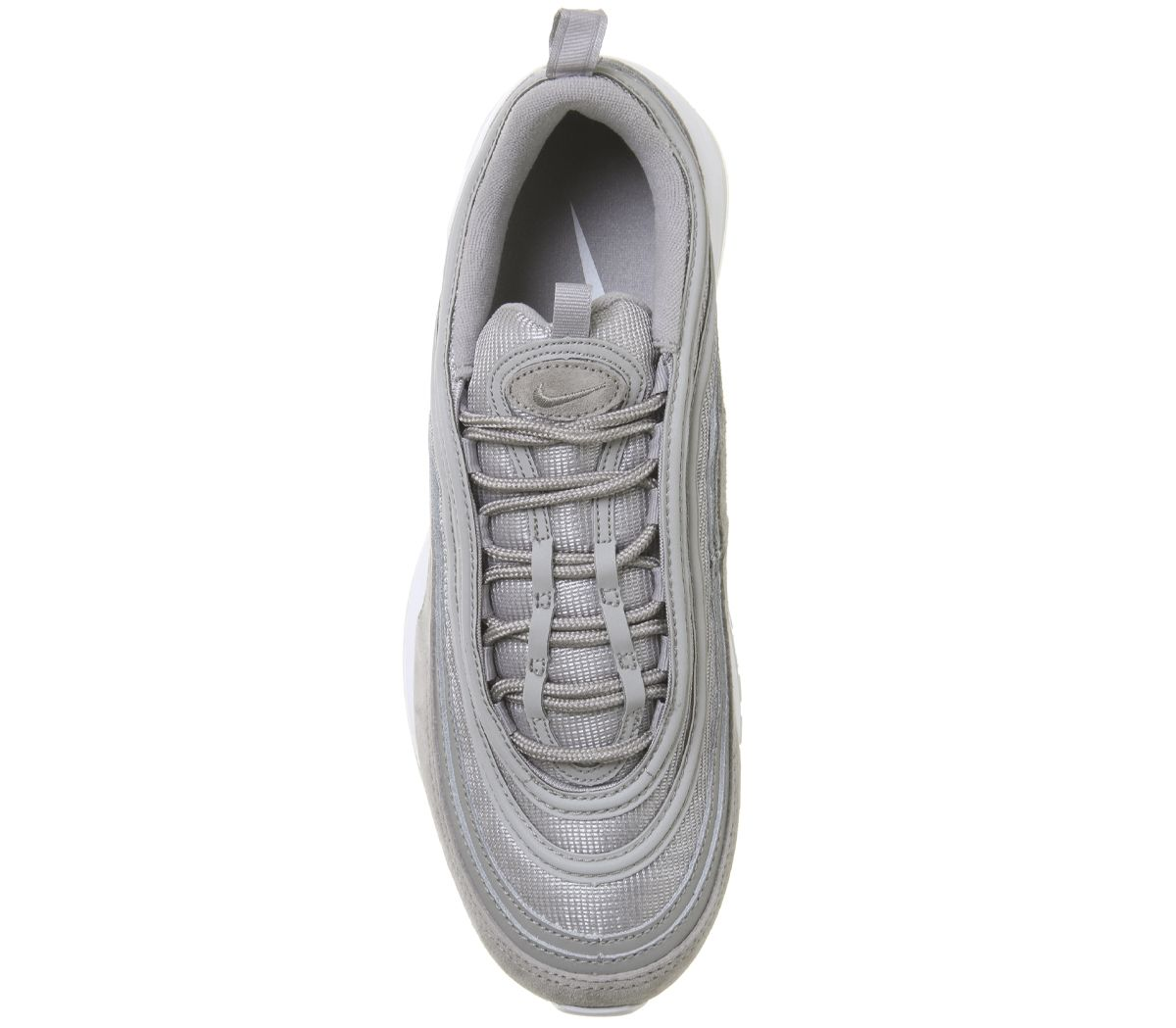 72d1860285 Nike Air Max 97 Trainers Cobblestone White - His trainers
