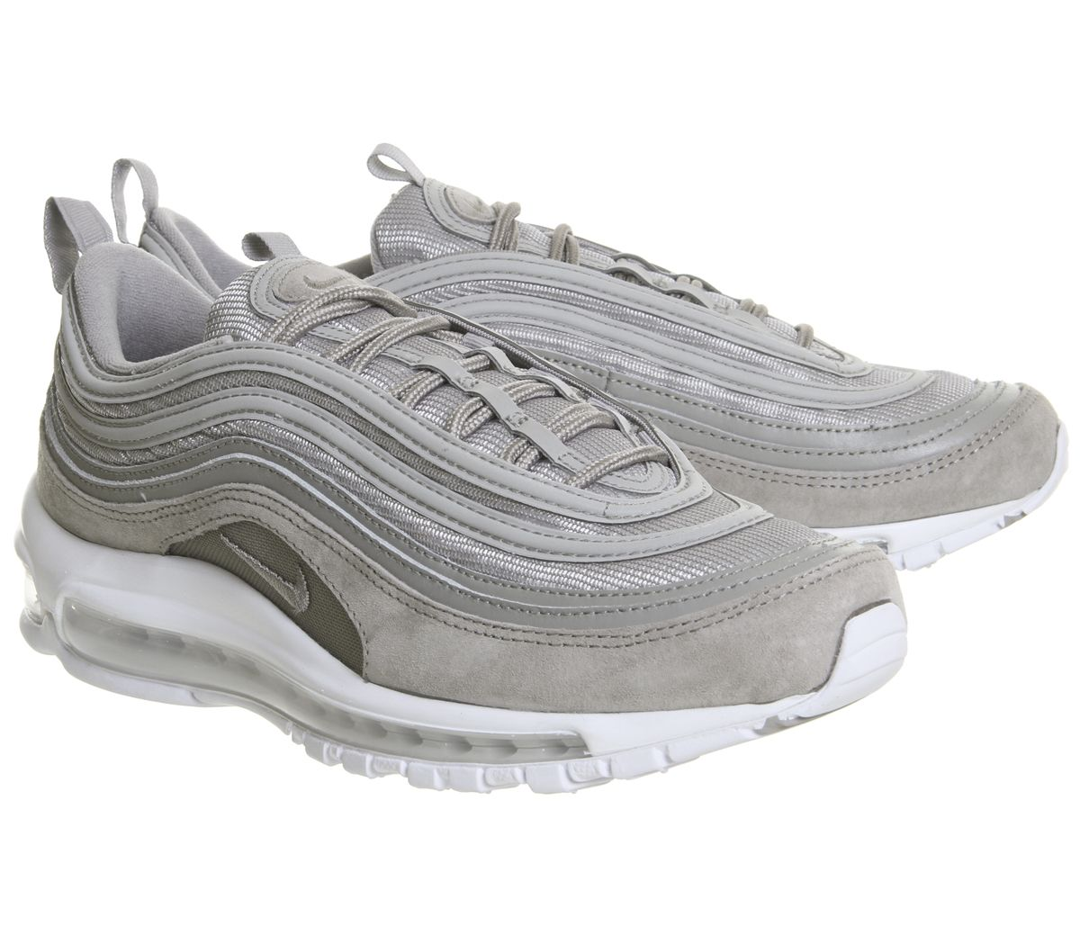 9c5e74a8c5 Nike Air Max 97 Trainers Cobblestone White - His trainers