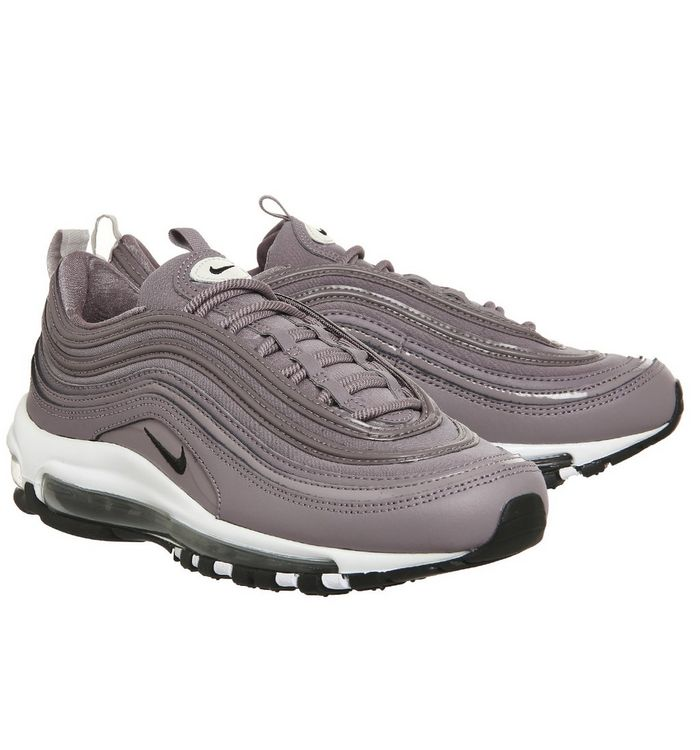 6c36b7a1b6 Nike Air Max 97 Trainers Taupe Grey Light Bone Prm - Hers trainers