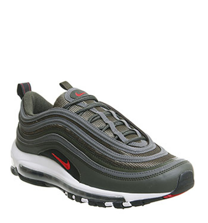 5ca0a180065d Nike Air Max 97 Trainers Black Black White. £145.00. Quickbuy. 05-11-2018