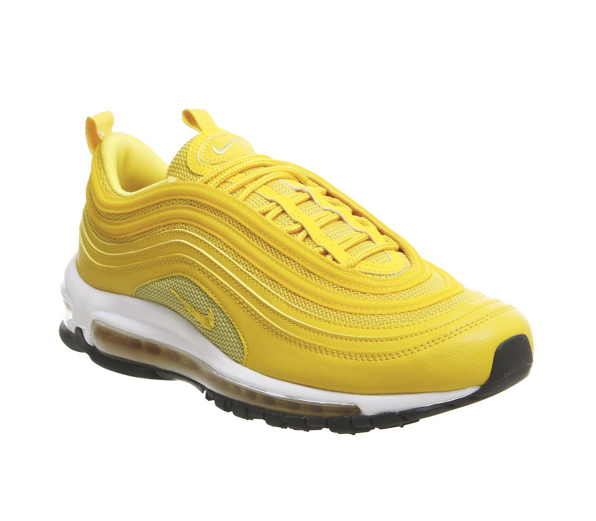 e28a25e575027 Nike Air Max 97 Trainers Mustard Buff Gold - Hers trainers