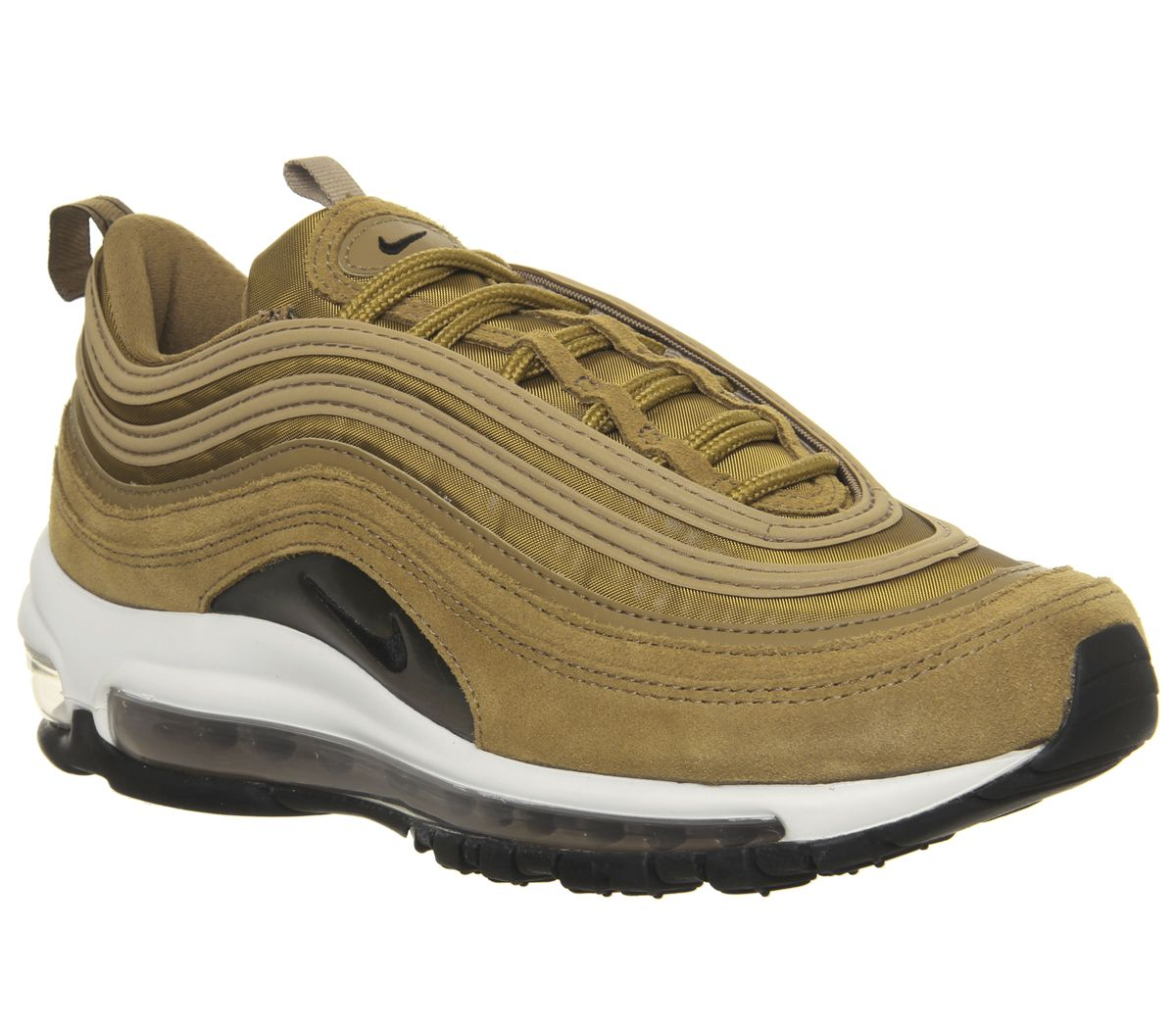 finest selection ca0b4 b5b3f Nike Air Max 97 Trainers Monarch Gel - Hers trainers