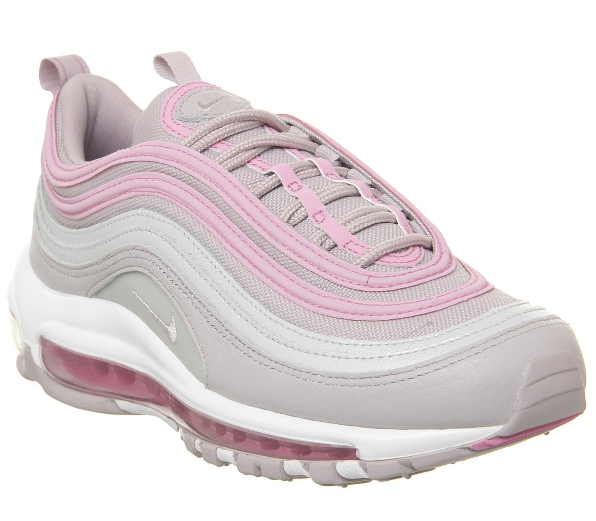 Nike air max 97 rosa trainers