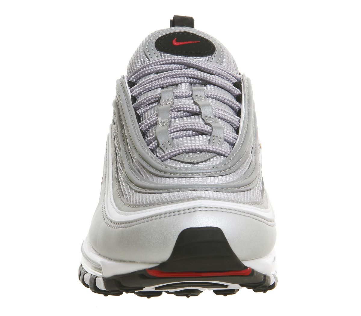 43d047a813 Nike Air Max 97 Mtlc Slv Var Red - Hers trainers