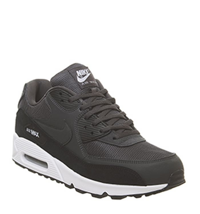 uk availability c2aff 7c1e5 Quickbuy. 23-04-2019 · Nike Air Max 90 Trainers Anthracite White Black