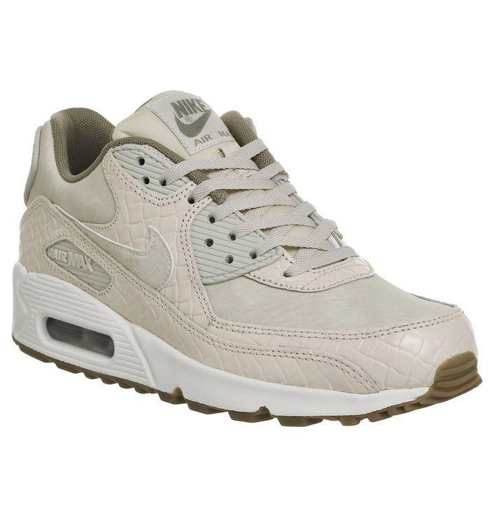 low priced 6164f 038e6 Air Max 90  Nike, Air Max 90, Oatmeal Prm ...