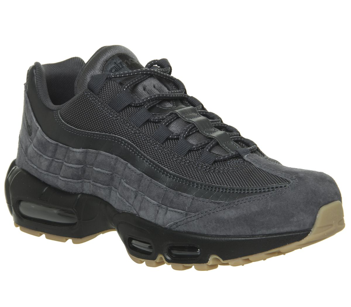 wholesale dealer 7ed81 d5434 Nike Air Max 95 Trainers Anthracite Black - His trainers