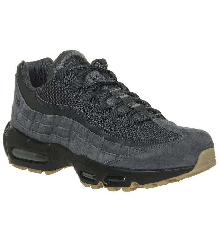 uk availability 99ac7 cff74 Air Max 95 Trainers  Nike, Air Max 95 Trainers, Anthracite Black ...