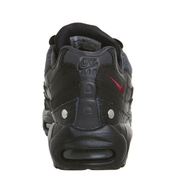 78f8824e09 Nike, Air Max 95 Trainers, Jacket Black Team Red Anthracite Qs; Air Max 95  Trainers; Air Max 95 Trainers; Air Max 95 Trainers; Air Max 95 Trainers ...