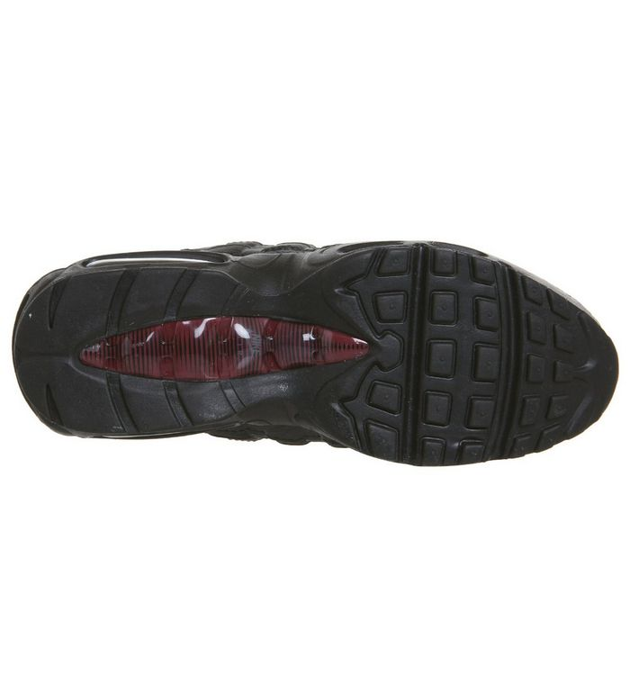 8d006d7140 ... Air Max 95 Trainers; Air Max 95 Trainers. Nike, Air Max 95 Trainers, Jacket  Black Team Red Anthracite Qs