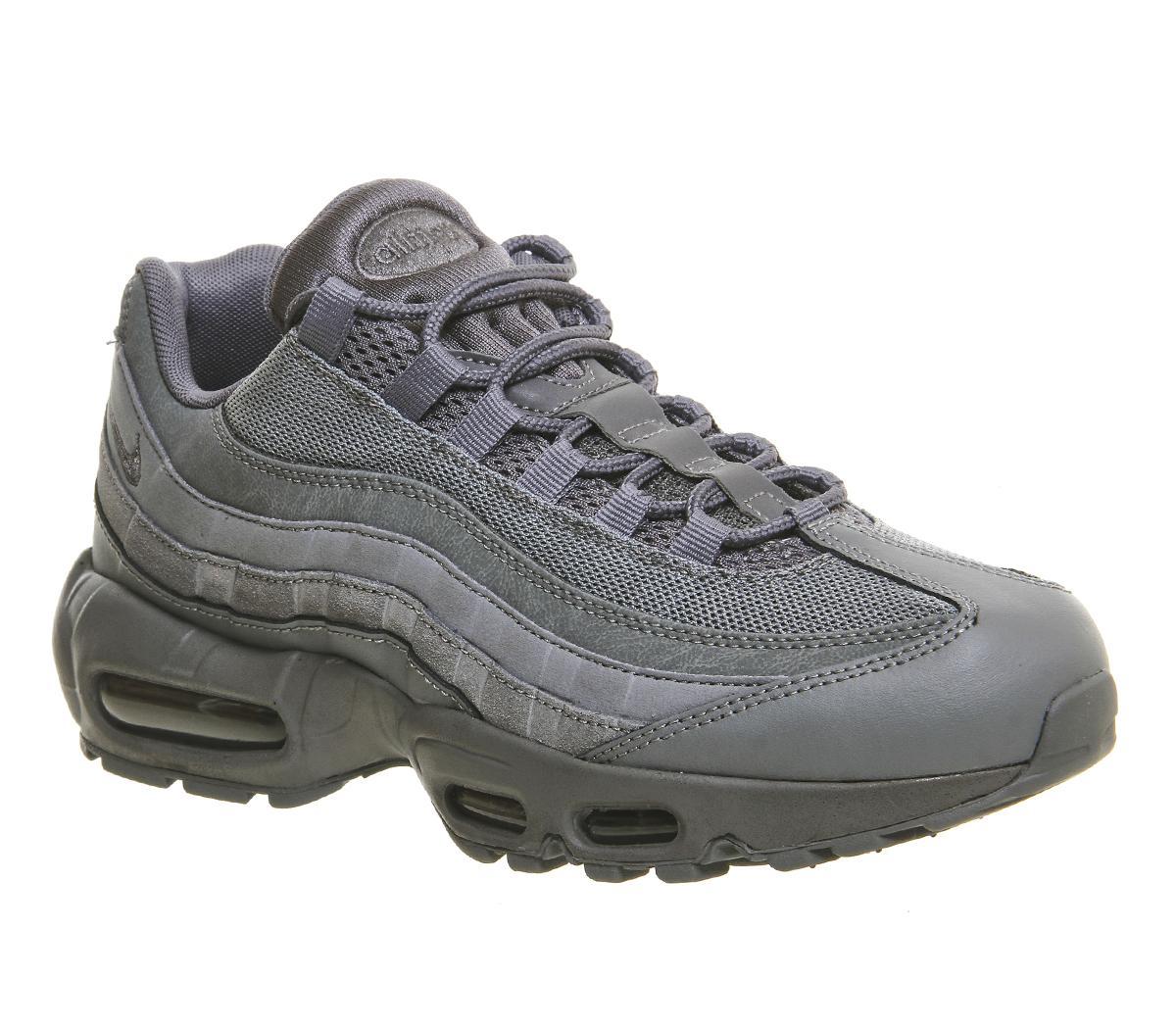 Nike Air Max 95 Cool Grey Sneaker Closer Look   HYPEBEAST