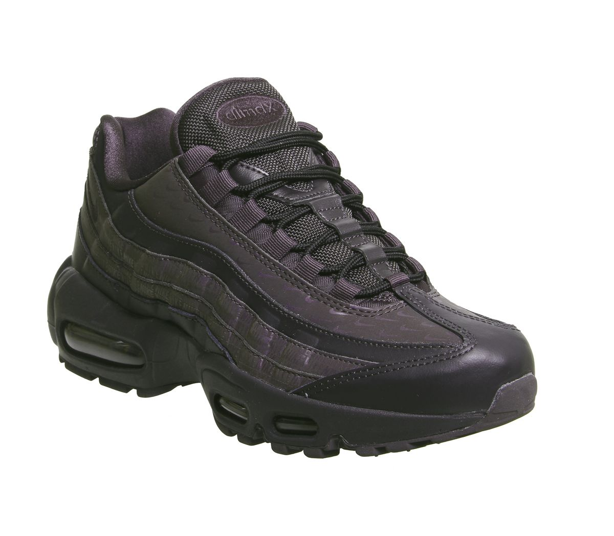 innovative design 3cc97 3c054 Nike Air Max 95 Trainers Oil Grey Lx - Hers trainers