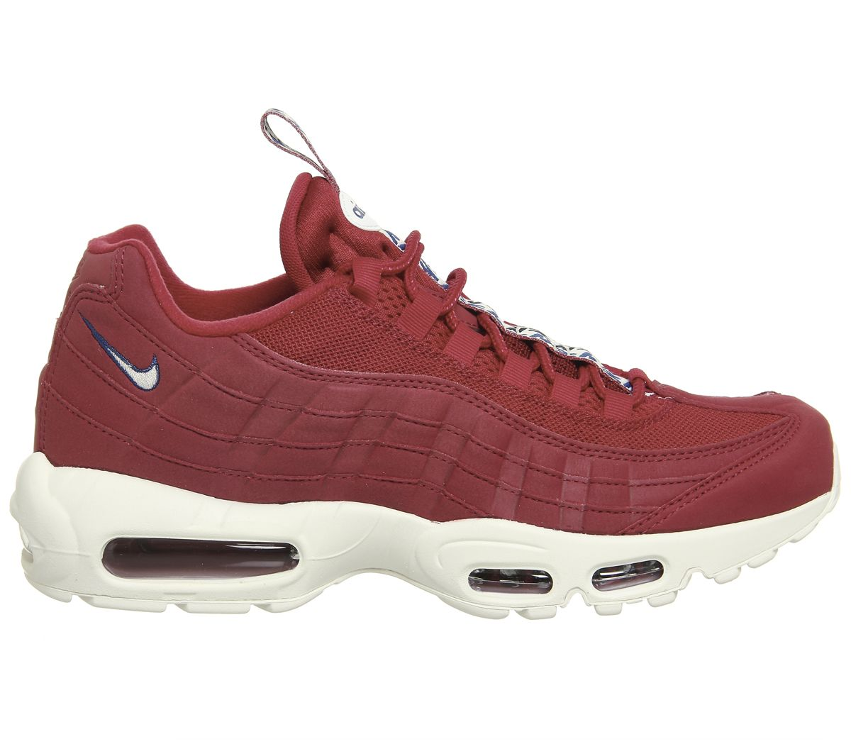 723e4f1be4 Nike Air Max 95 Gym Red Sail - His trainers
