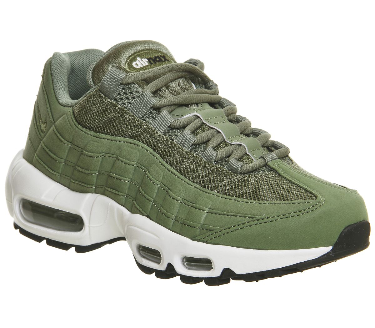competitive price 258f2 6781b Nike Air Max 95 Legion Green Sail - Hers trainers