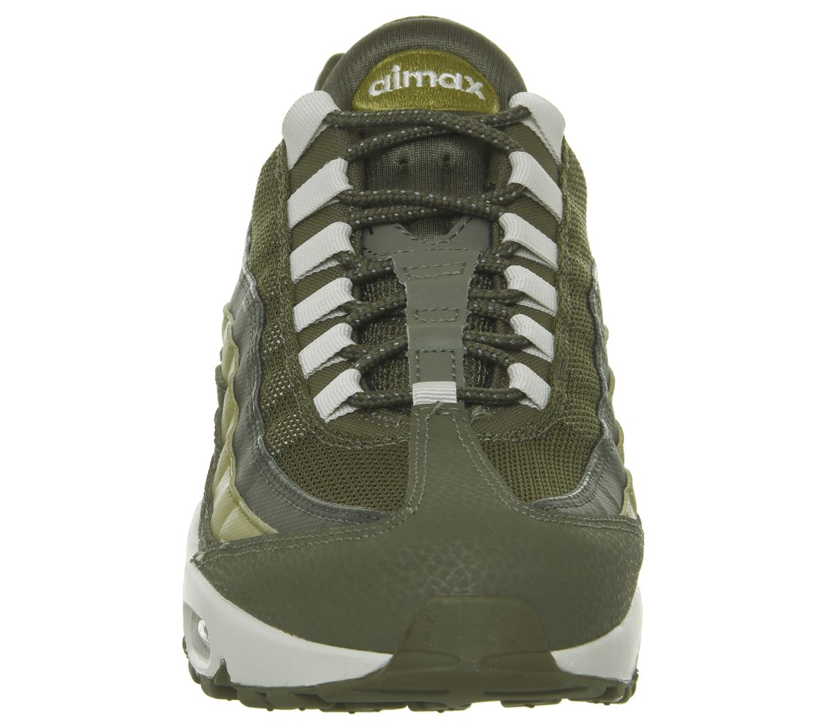 970f1bd046 Nike Air Max 95 Trainers Olive Canvas Bone Golden Moss - His trainers
