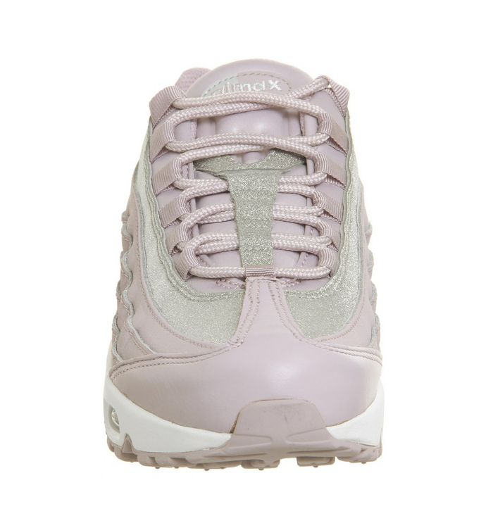 wholesale dealer ccc63 c77a3 ... Glitter Pink  Air Max 95 Trainers  Air Max 95 Trainers ...