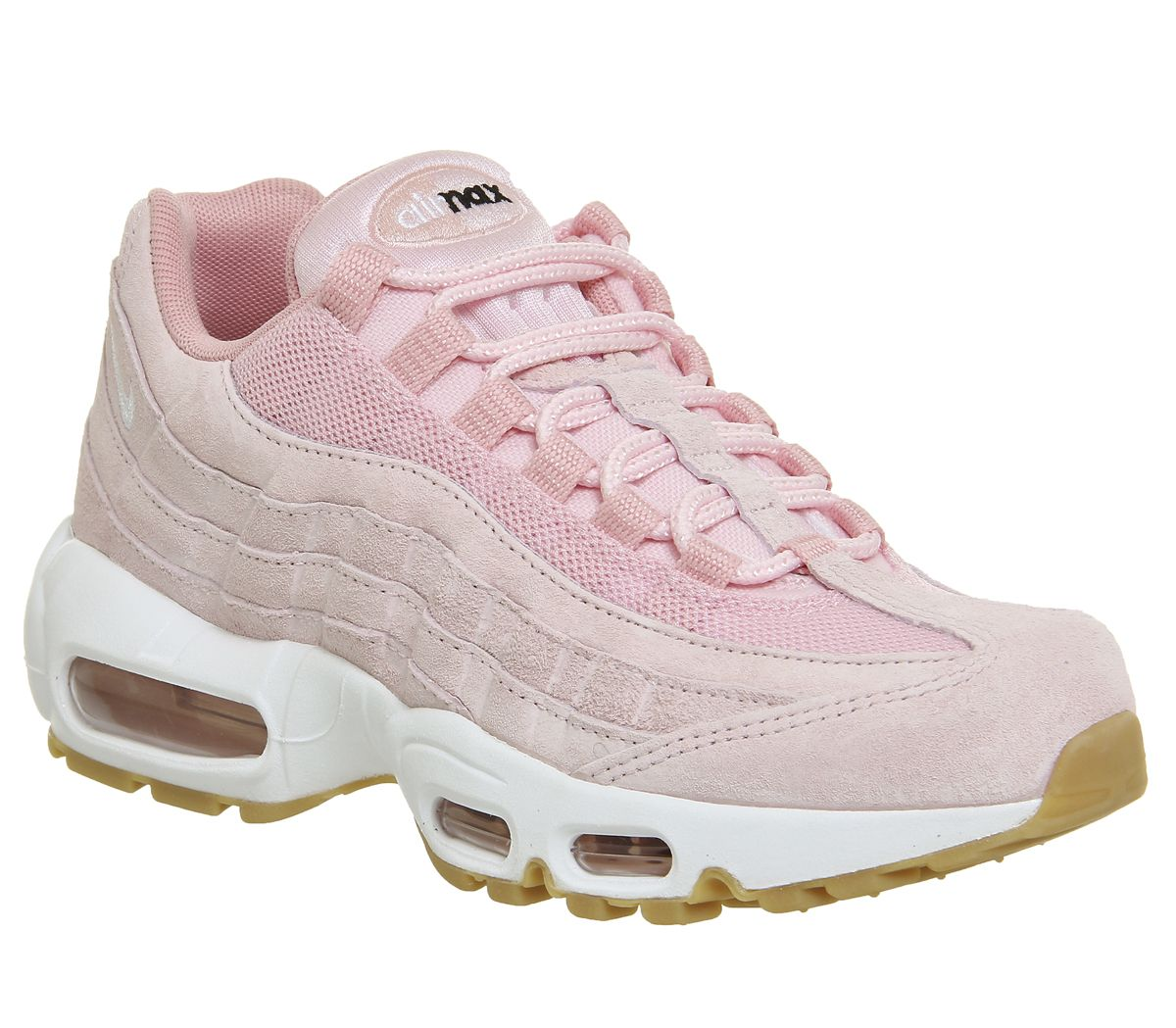0a6d0e3873c4f Nike Air Max 95 Prism Pink White Sheen - Hers trainers
