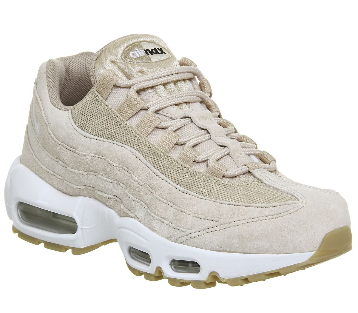 big sale ea28c 59785 Nike Air Max 95 Oatmeal White - Hers trainers