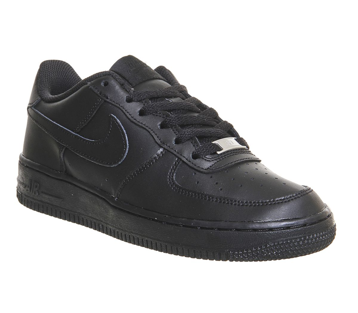 sale retailer 399ae 91d3b Nike Air Force 1 Trainers Blkblk - Kids Trainers