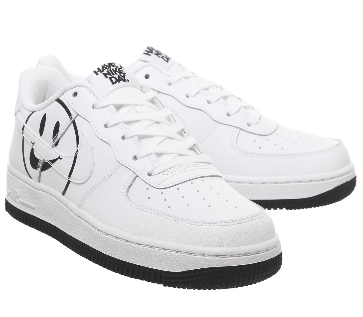 Nike Air Force 1 LV8 Grade School Lifestyle Shoes White