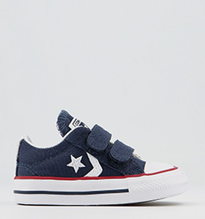 8ab7339f6103 04-03-2019 · Converse Star Player Infant Trainers