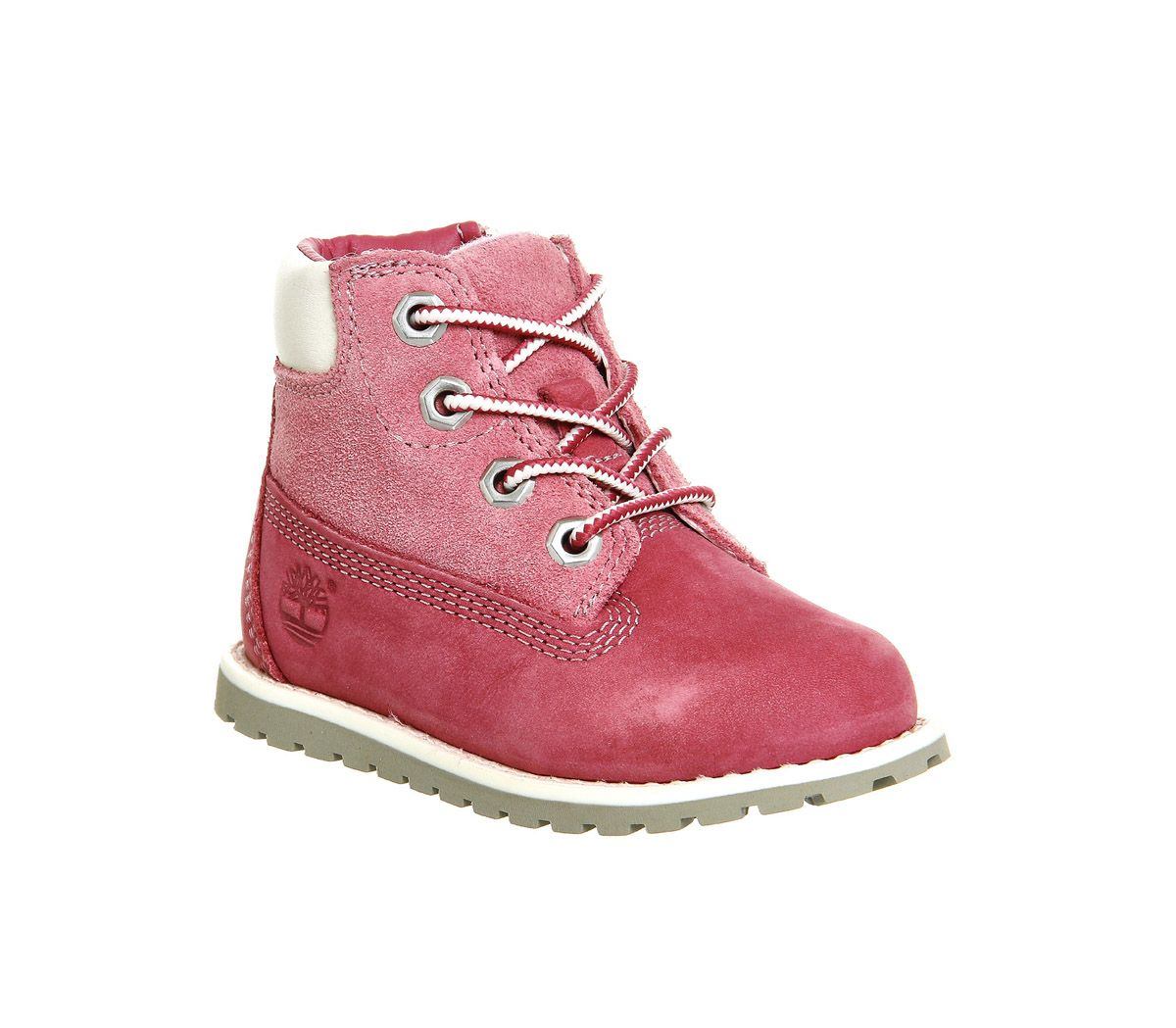 1e917f56e8f39 Timberland Pokey Pine 6 Inch Boots Pink - Unisex