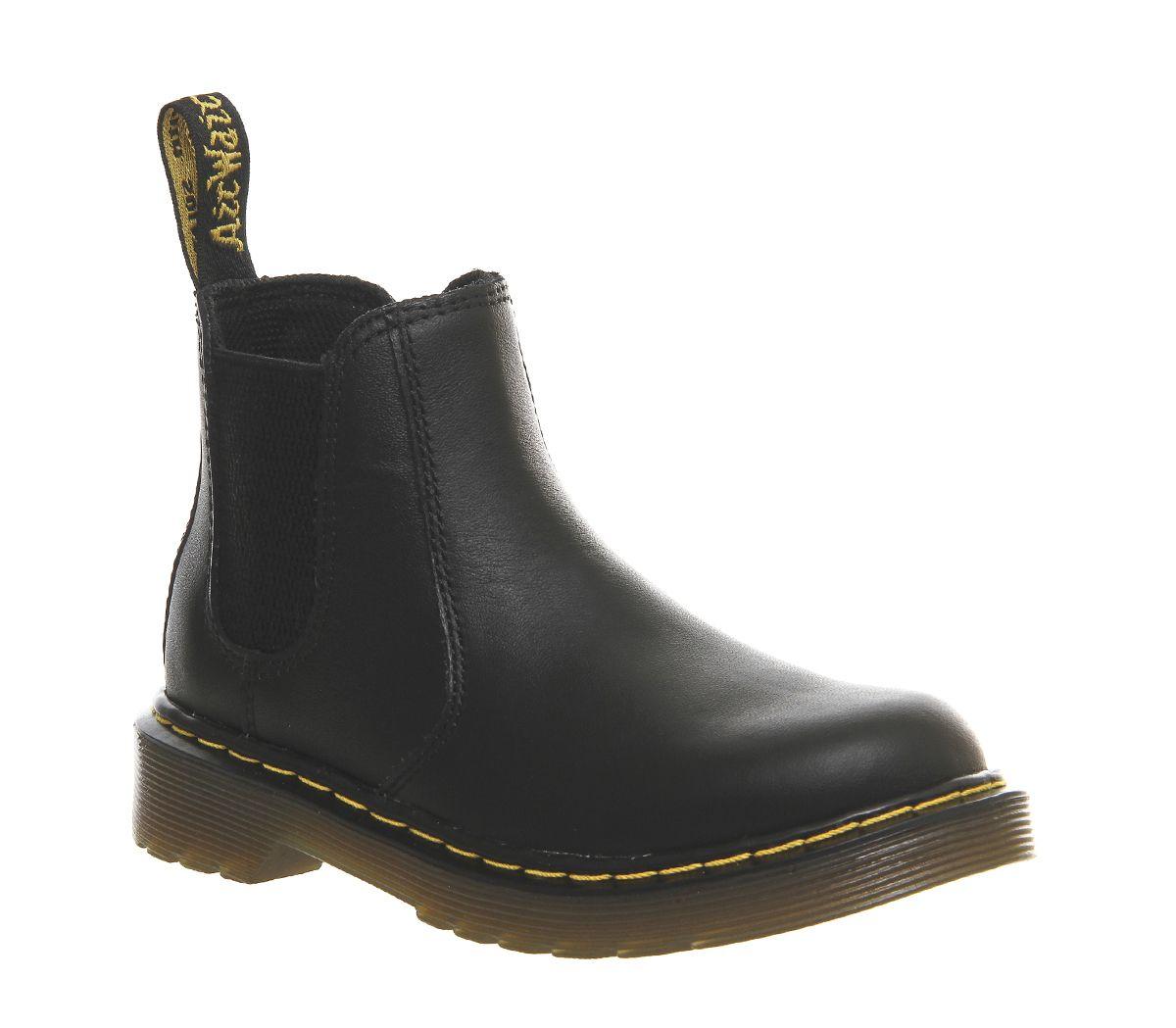 543ac2f22cc50 Dr. Martens Banzai Chelsea Boots (Junior) Black - Unisex