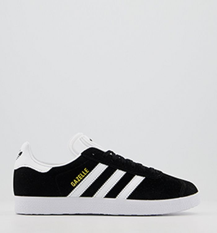 e78d38402 08-06-2016 · adidas. Gazelle Core Black White