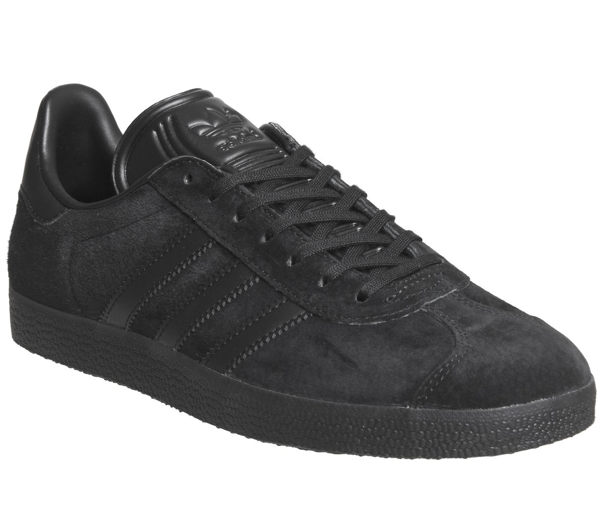 new styles 54123 5d00a adidas Gazelle Trainers Core Black Core Black - Unisex Sports