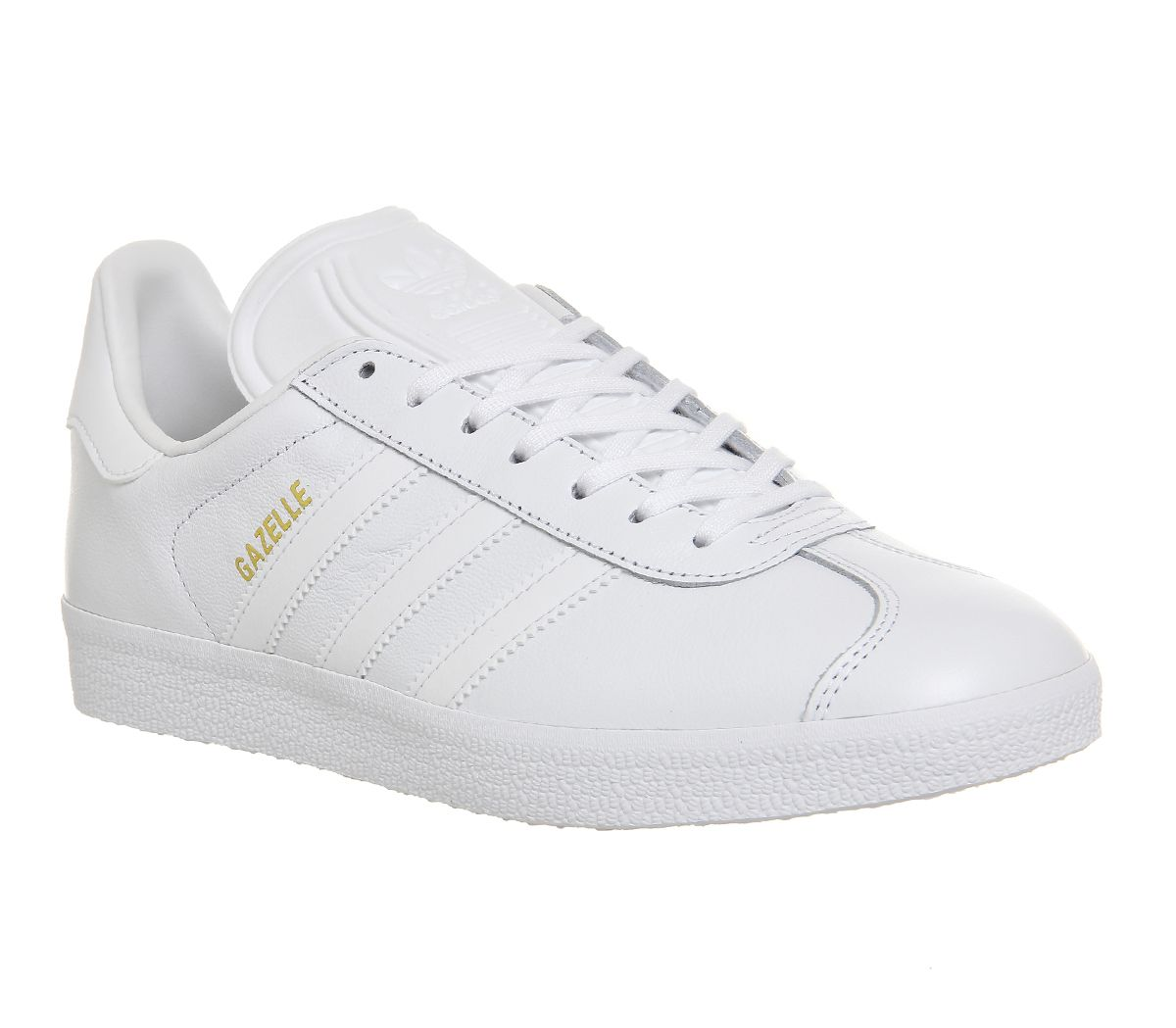 low priced 01545 61f12 adidas Gazelle White - His trainers