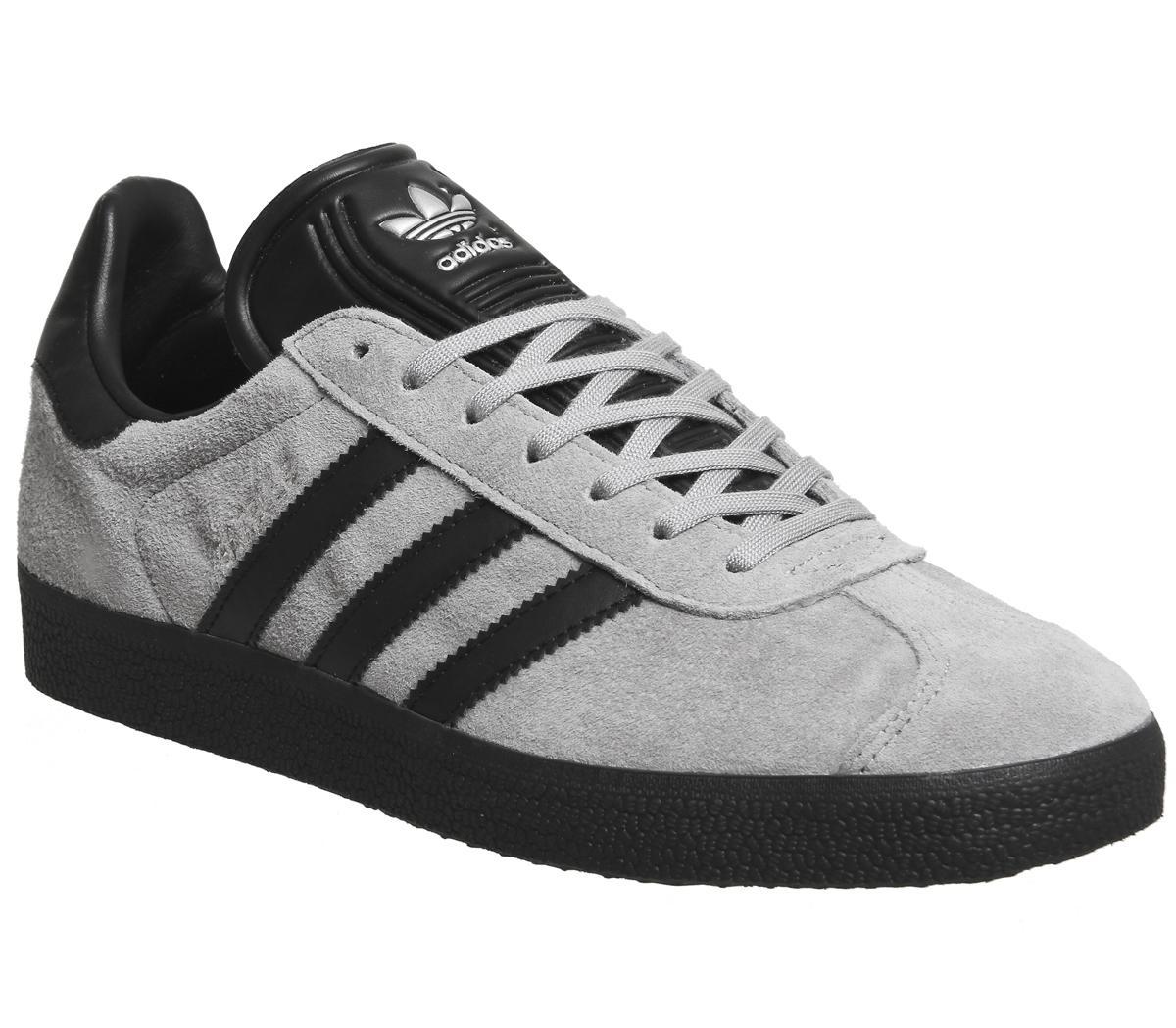 adidas gazelle junior grey