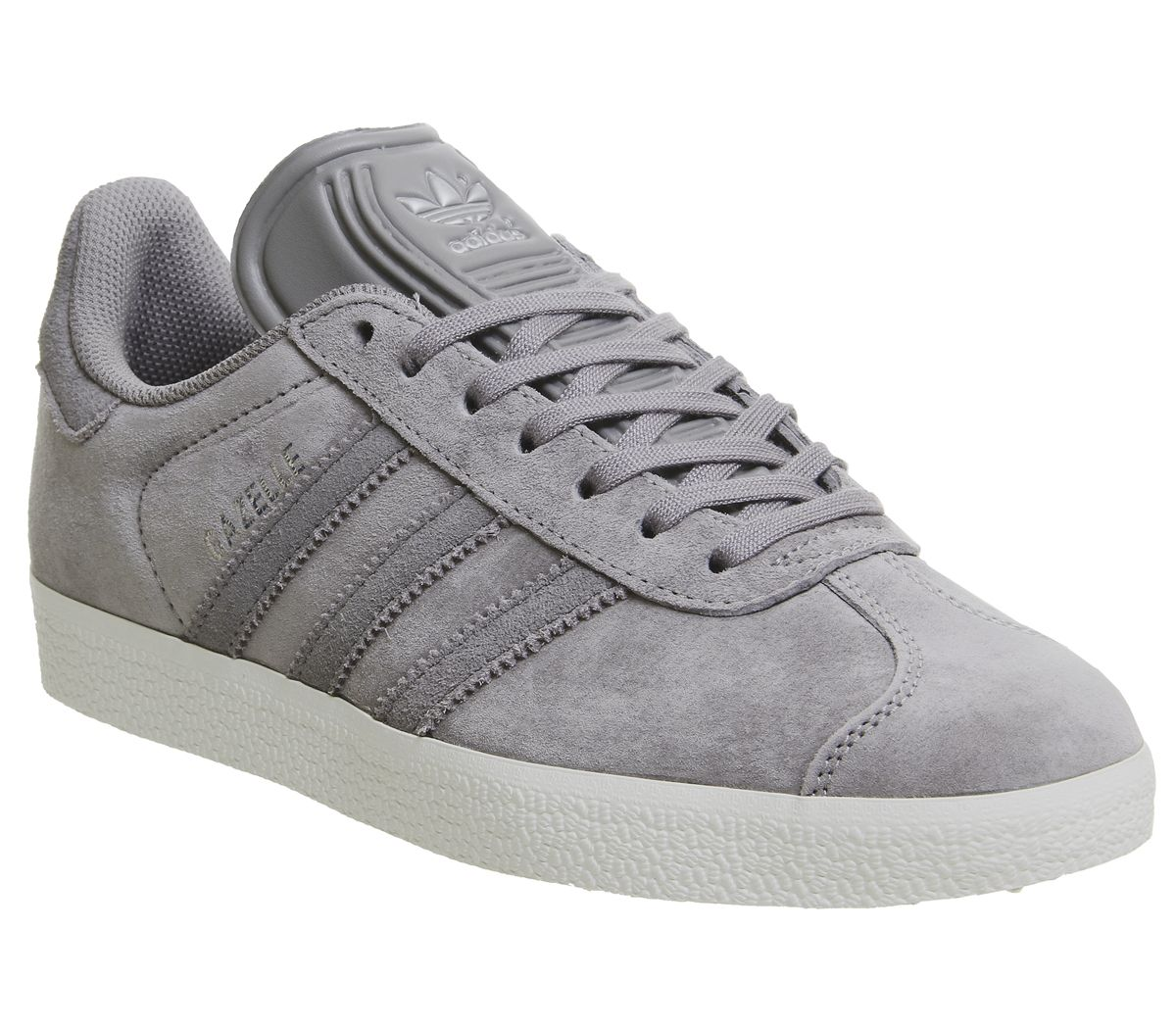 2e96975f adidas Gazelle Trainers Solid Grey Four Silver Exclusive - Unisex Sports