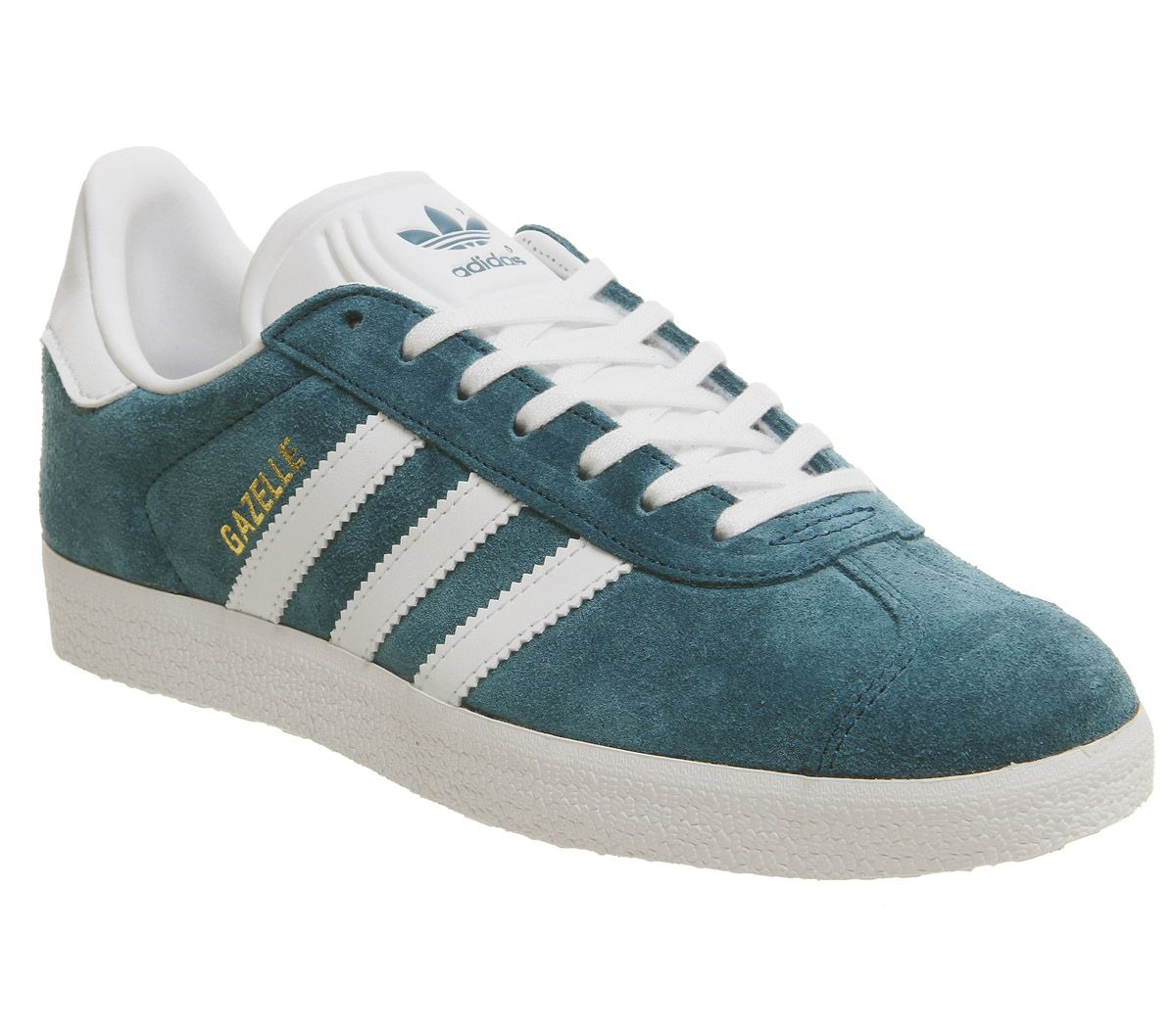1d8ffe93838c6 adidas Gazelle Trainers Petrol Night - Unisex Sports
