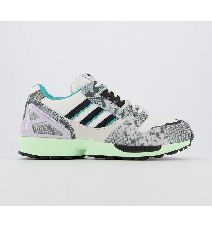 adidas Zx 8000 WHITE TINT CORE BLACK AQUA,Grey, White and Black,Blue and Yellow,Grey, Black and Brown,White, Brown and Black,Black and Pink,Green,Grey and White,Grey, Blue and Pink,Pink, Blue and Yellow,White