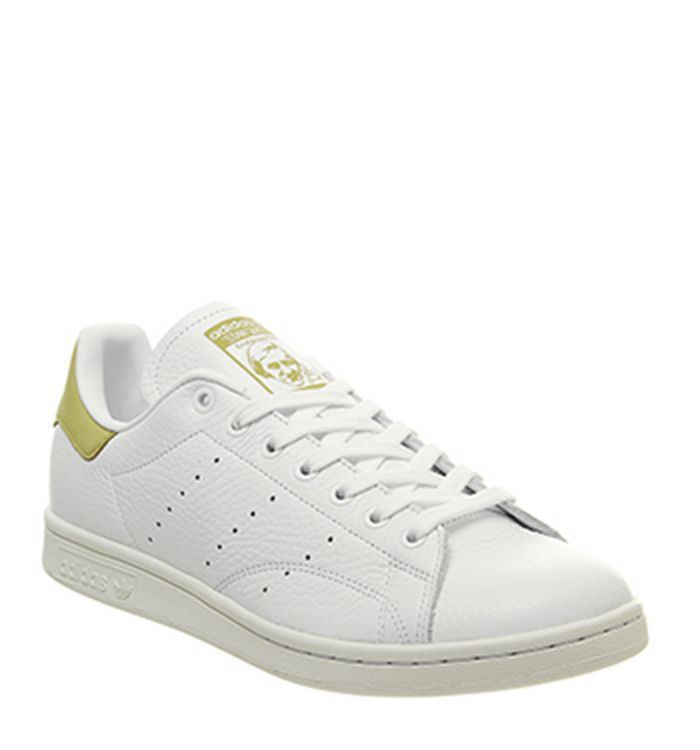 dbf3dd2d929 Adidas Stan Smith Trainers White Silver Metallic. £74.99. Quickbuy. 11-12 -2018