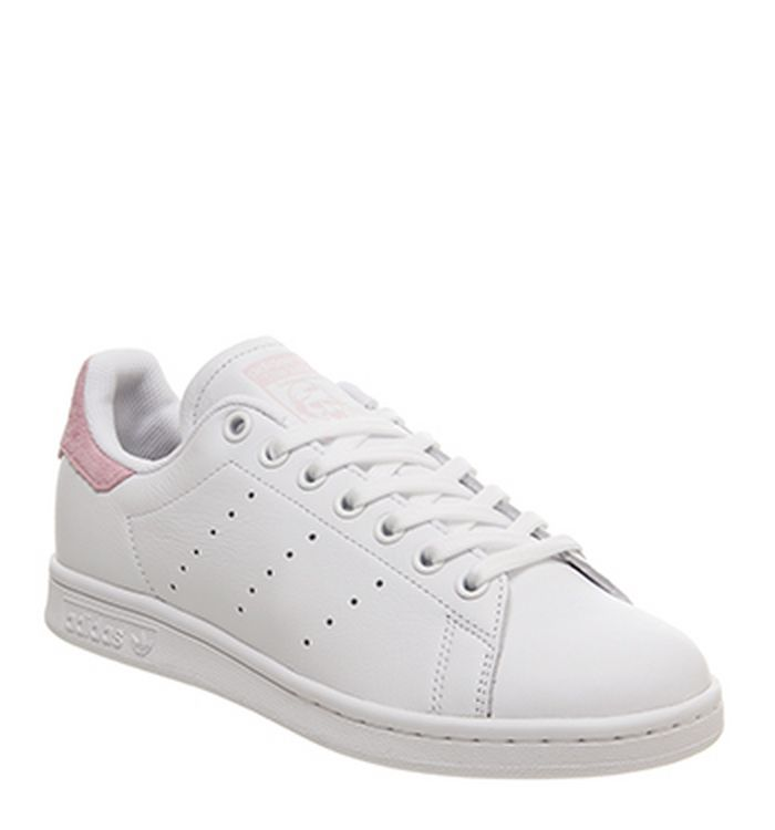 brand new 9476d 728bd adidas. Stan Smith Trainers Core White Green. £74.99. Quickbuy. 14-02-2019